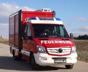 Elektrische brandweerauto: Speciale rijtraining chauffeur nodig